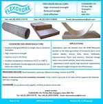 www.flexokore.co.uk - Balsa Core